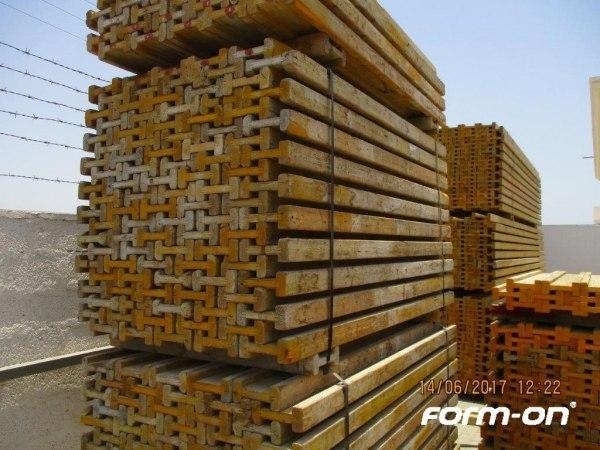 Formwork beam used - Doka formwork beam H20 top / eco N and P