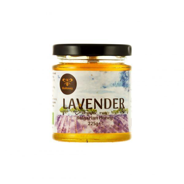 Organic Lavender Honey - Bulgarian Lavender Honey