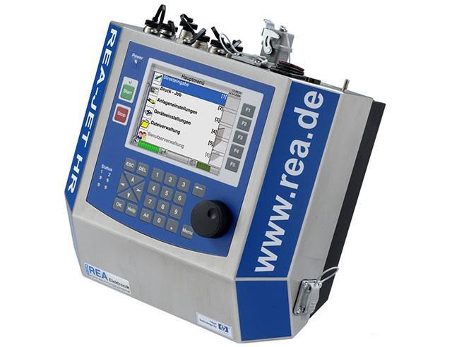 Marcatori a getto d'inchiostro - REA JET HR - maniera pulita, ecologica e senza l'uso di solventi
