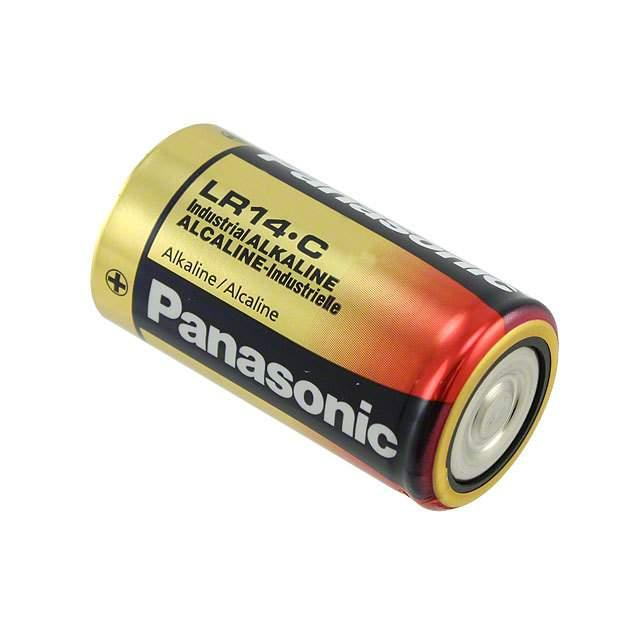 BATTERY ALKALINE 1.5V C - Panasonic - BSG LR14XWA/BB