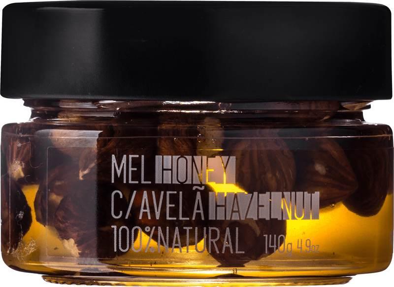 Mel com Avelã 140gr - Mel com Avelã 140gr