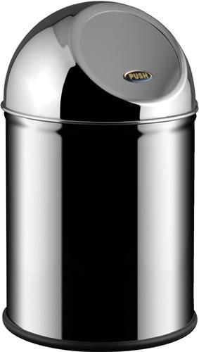 Push Bin, Edelstahl poliert, 8L - Z80060450