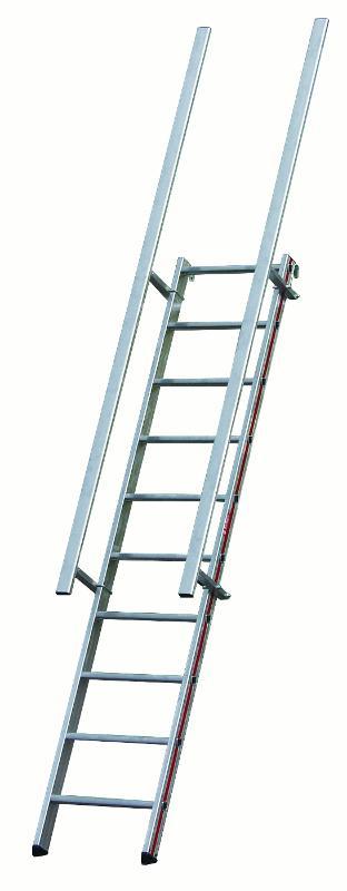 Echelles simples à barreaux / à marches  - Escabeau d'accès