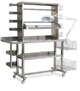 Stainless Hospital Equipment