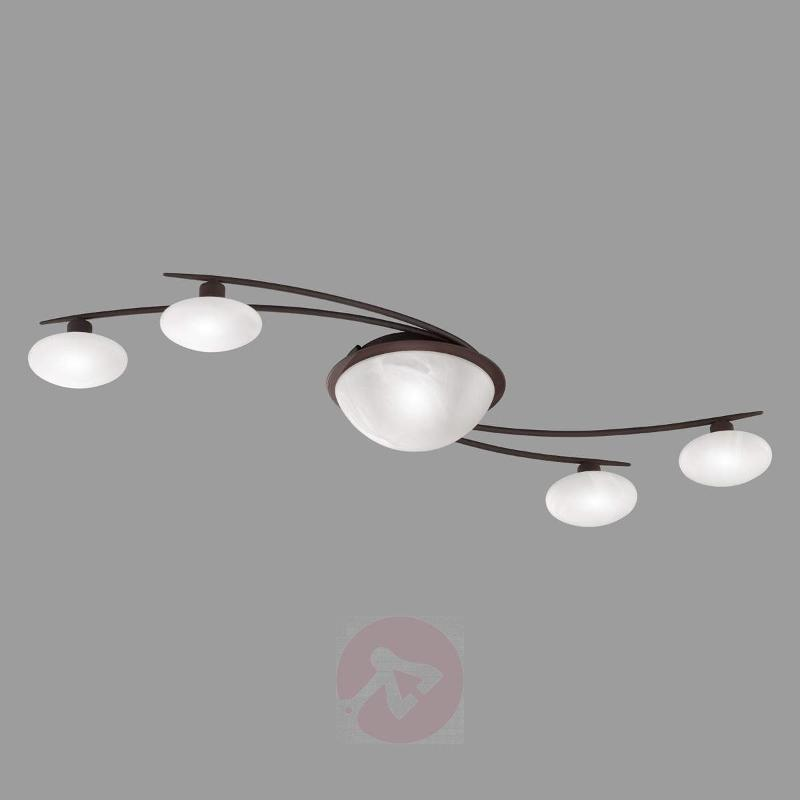 Larissa 5-bulb ceiling light - Ceiling Lights