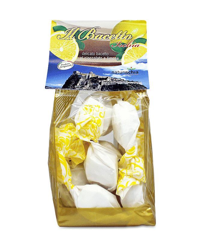 Bacetto al limone - Cioccolatini