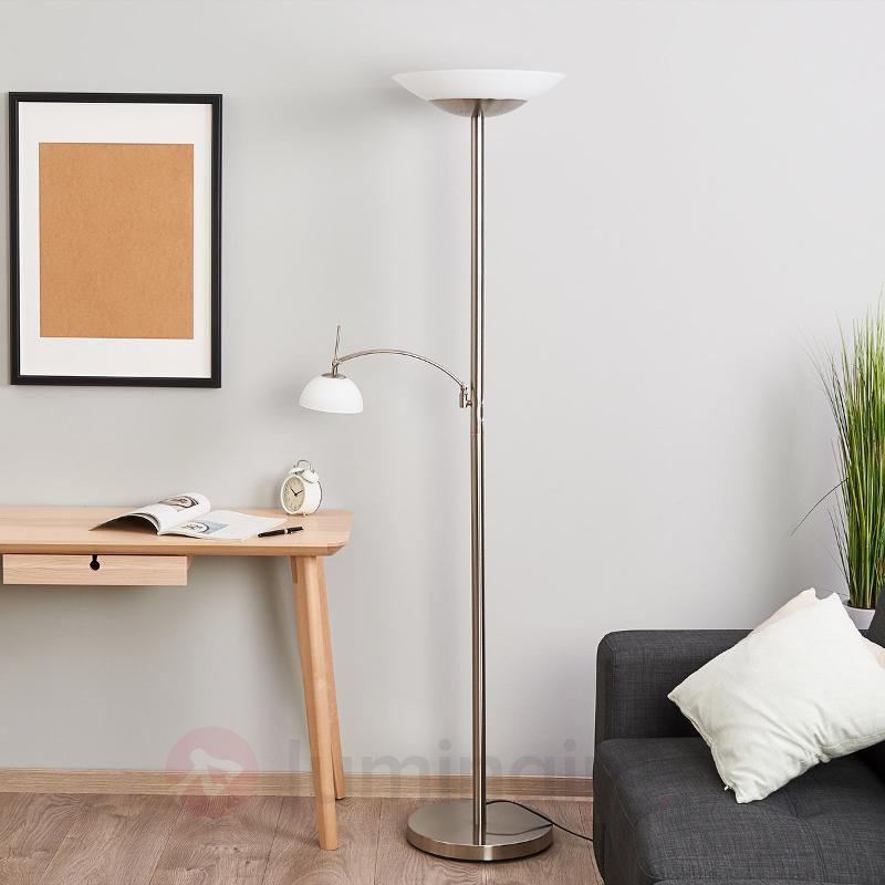 Raiko – lampadaire à éclairage indirect LED - Lampadaires LED à éclairage indirect