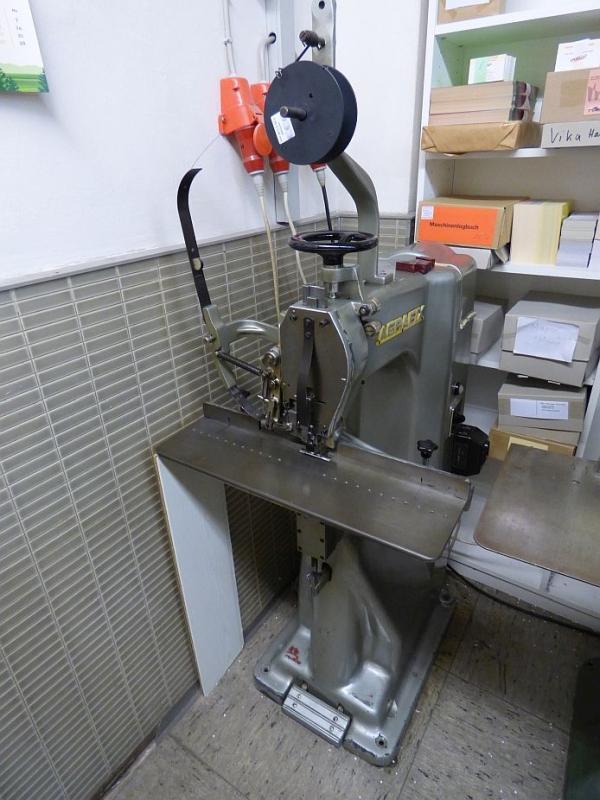 Agrafix BX - Used Machine