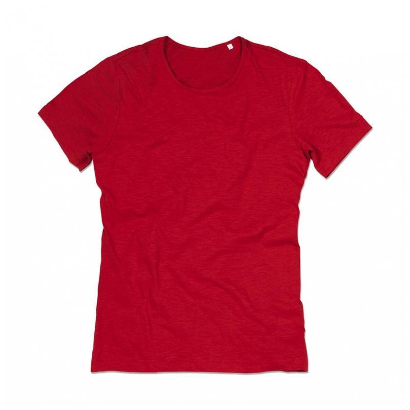 Tee-shirt ras de cou homme Shawn - Manches courtes