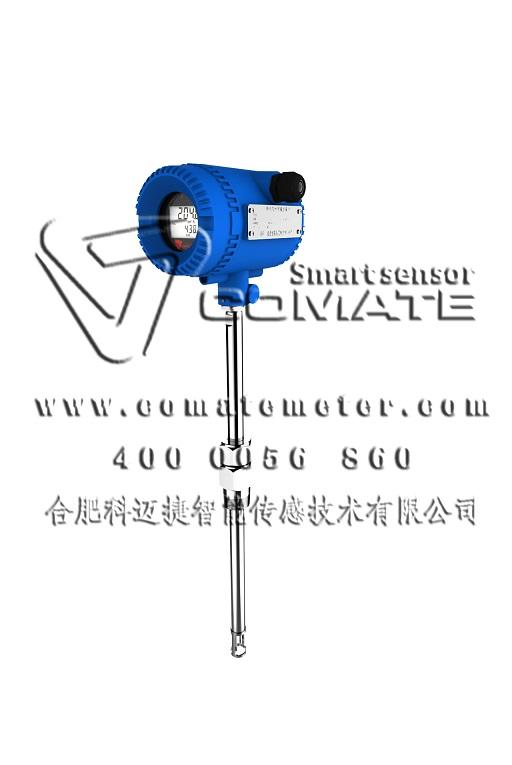Inline Gas Flow Thermal Mass Flow Meter - COMATE inline gas flow thermal mass flow meter
