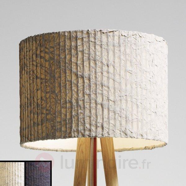 Lampadaire Sten Cloud chêne blanc - Lampadaires en bois