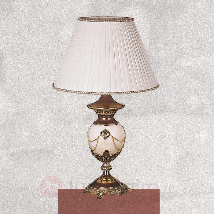 Lampe à poser hautement décorative Prestige - Lampes à poser classiques, antiques