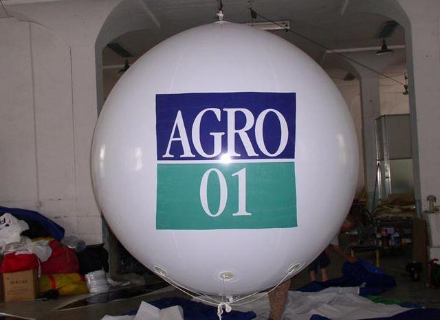 Sphères Helium - Ballons PVC