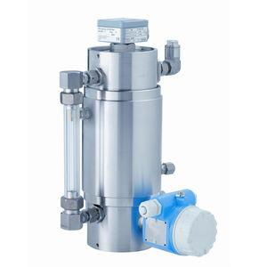 Hydraulic components for mechanical seals - Storage vessels