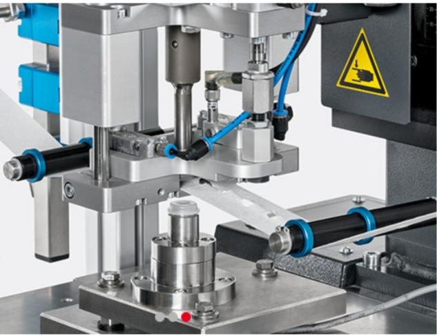 TSP ultrasonic welding systems - SONIQTWIST® - torsional ultrasonic welding systems to meet the highest standards