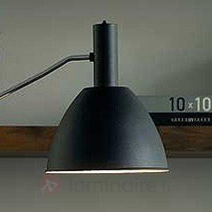 Lampadaire design LED Bauhaus 90 noir - Lampadaires design