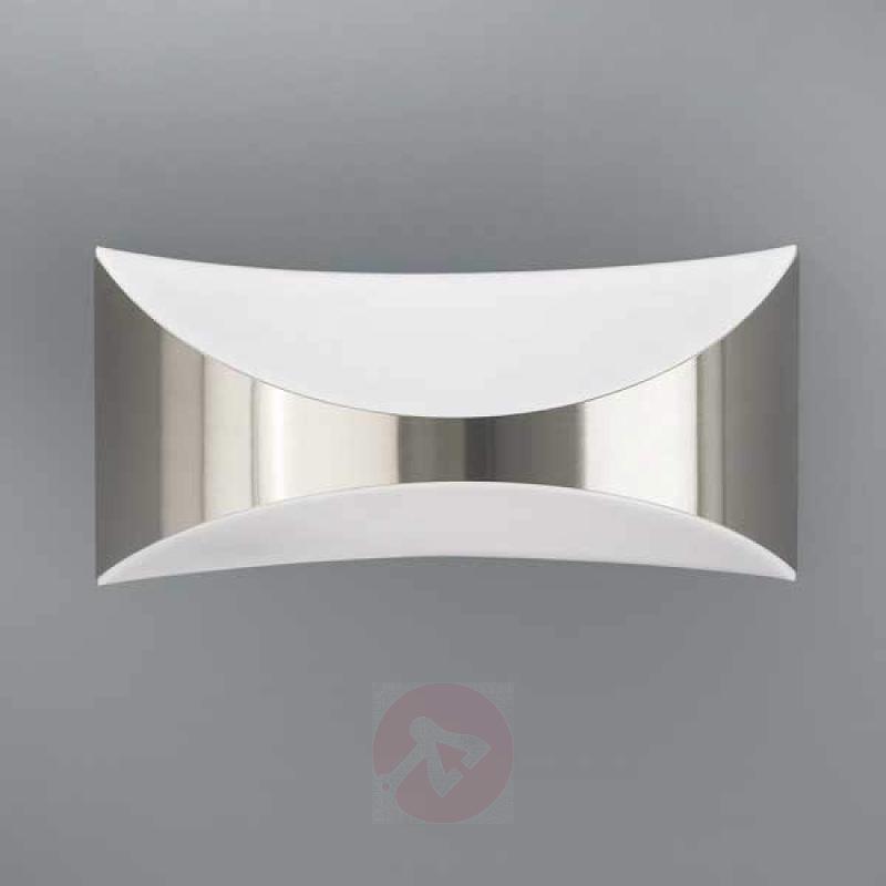 Stainless steel outdoor wall light Aberdeen - stainless-steel-outdoor-wall-lights