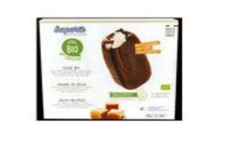 Bâtonnet caramel beurre salé - Glaces biologiques