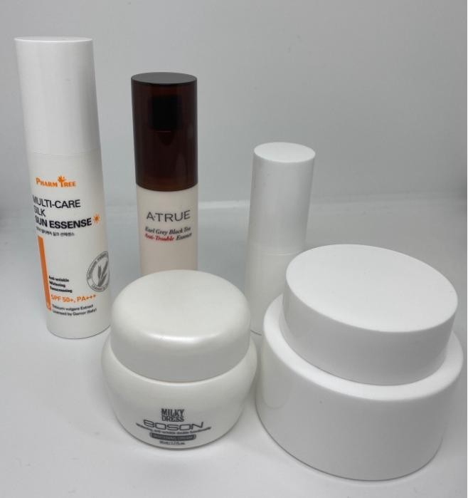 Cosmetic PP Container - PP SERIES -
