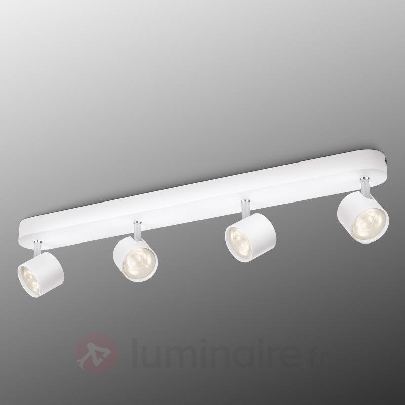 Plafonnier LED Star à quatre lampes - Plafonniers LED