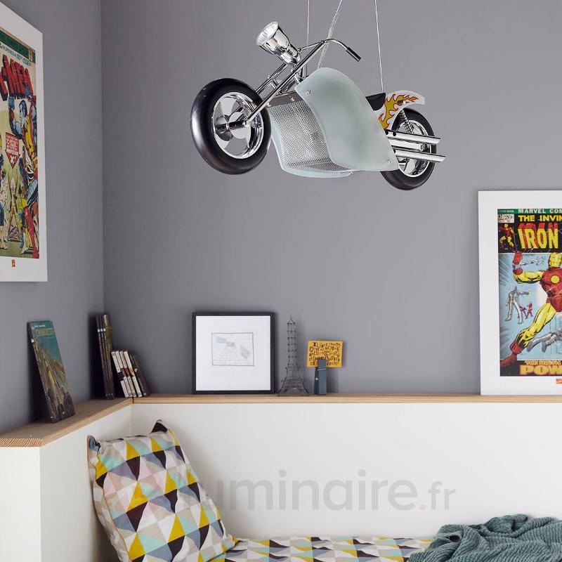 Exceptionnelle suspension Harley - Chambre d'enfant