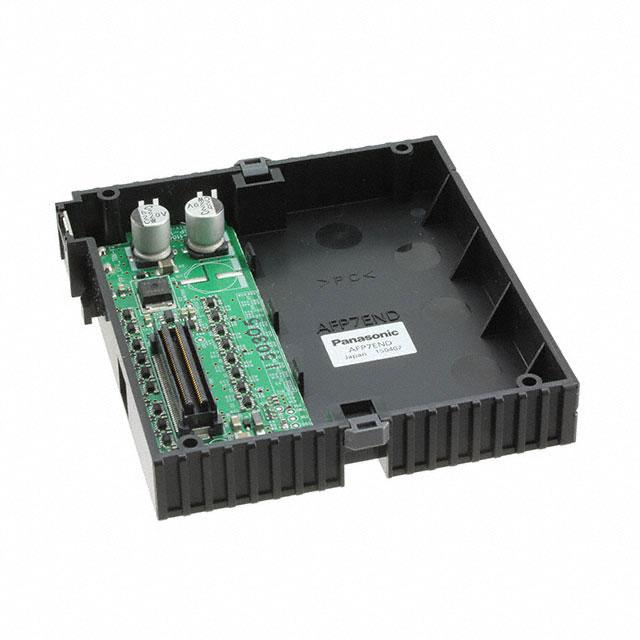 FP7 END COVER UNIT - Panasonic Industrial Automation Sales AFP7END