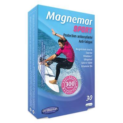 Magnemar Sport - Complément alimentaire