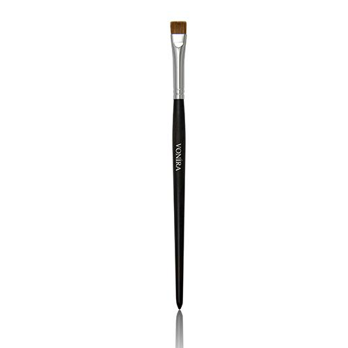 Small Flat Eye Definer Brush With Premium Pure Sable Hair