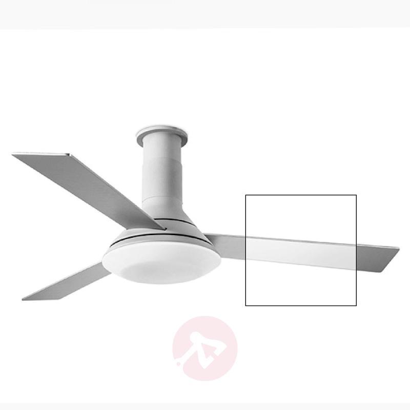 Modern ceiling fan Fus, with LED - fans