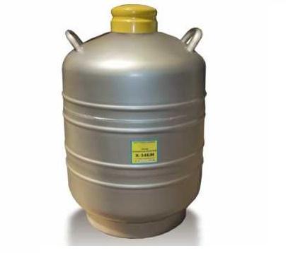 Сосуд Дьюара - хранение и транспортировка азота