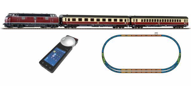 Modelisme Train - PIKo  59116 COFFRET DE DEPART DIGITAL SON avec smart
