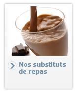 SUBSTITUT DE REPAS - null