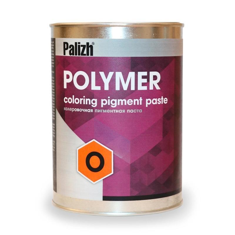 Пигментные пасты Polymer O - Для колеровки ПВХ, каучуков, а также полиуретановых и эпоксидных основ