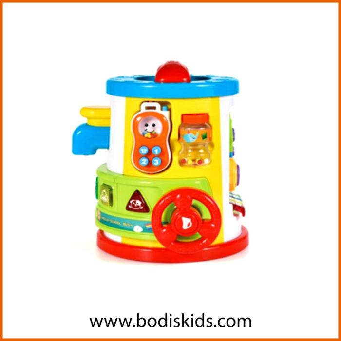Activity educational early learning musical toy - Educational Toys