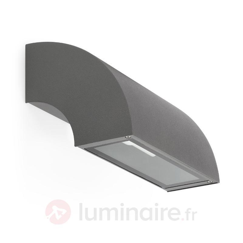 Applique d'extérieur moderne Capri en aluminium - Toutes les appliques d'extérieur
