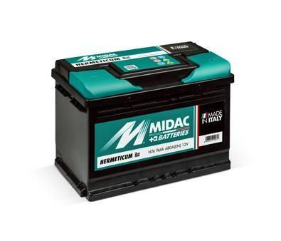 Hermeticum - Batteries Midac