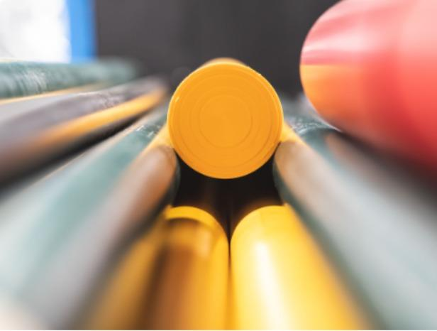 Semi-finis Polymères hautes performances de grade médical - PP PPSU PEI PC UHMW PE plastiques implantables et non-implantables
