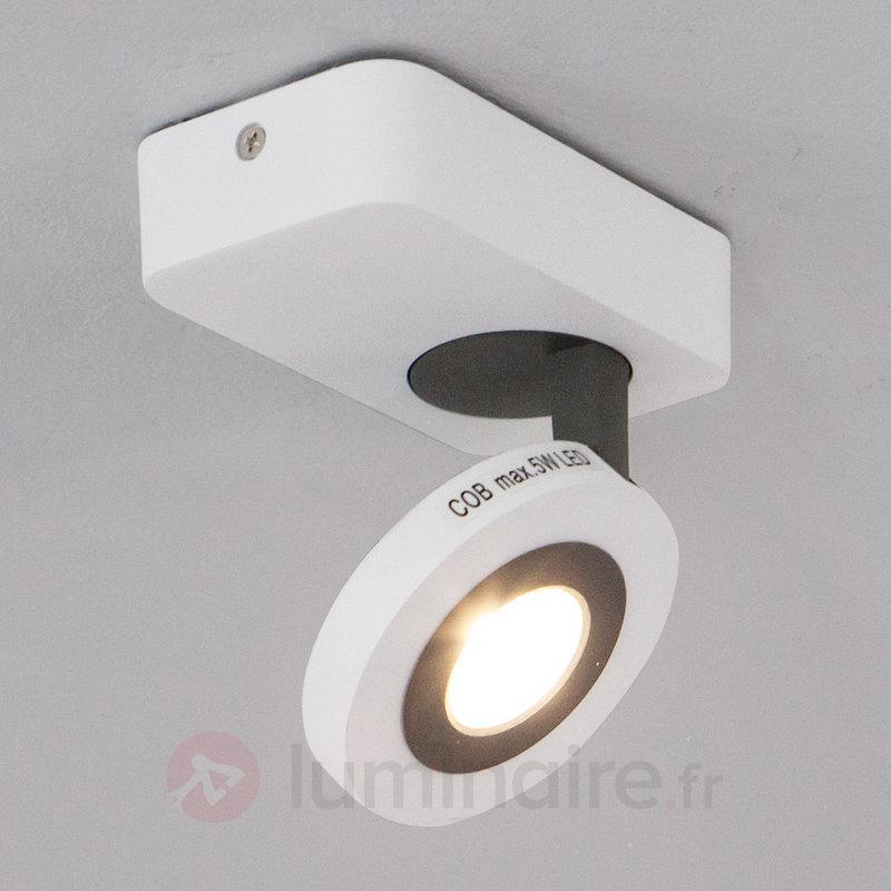 Spot LED ultramoderne Cassandra - Appliques LED