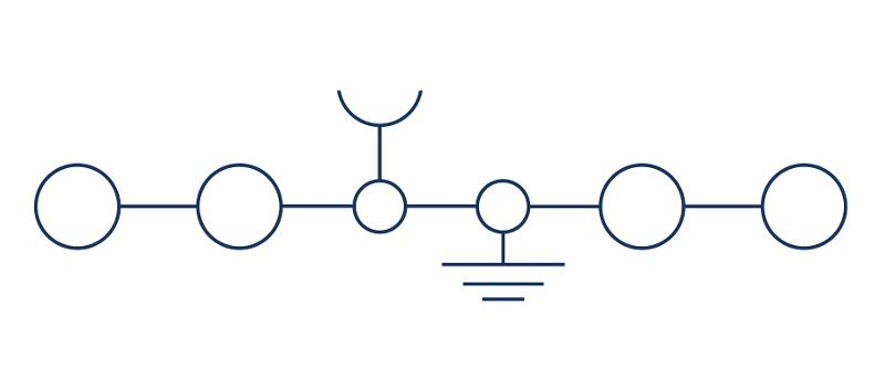 PSL 1,5/4A GNYE | Schutzleiterklemme - null