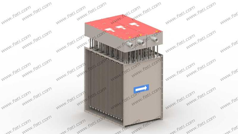 Electrical duct heaters - null