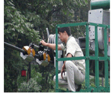 Probador de cable -