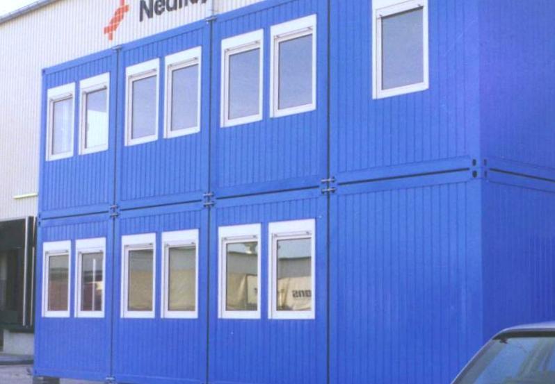 Constructions modulaires - Locaux pour les entreprises et structures