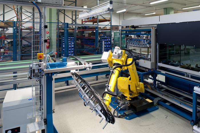 Sondermaschinen / Automation -