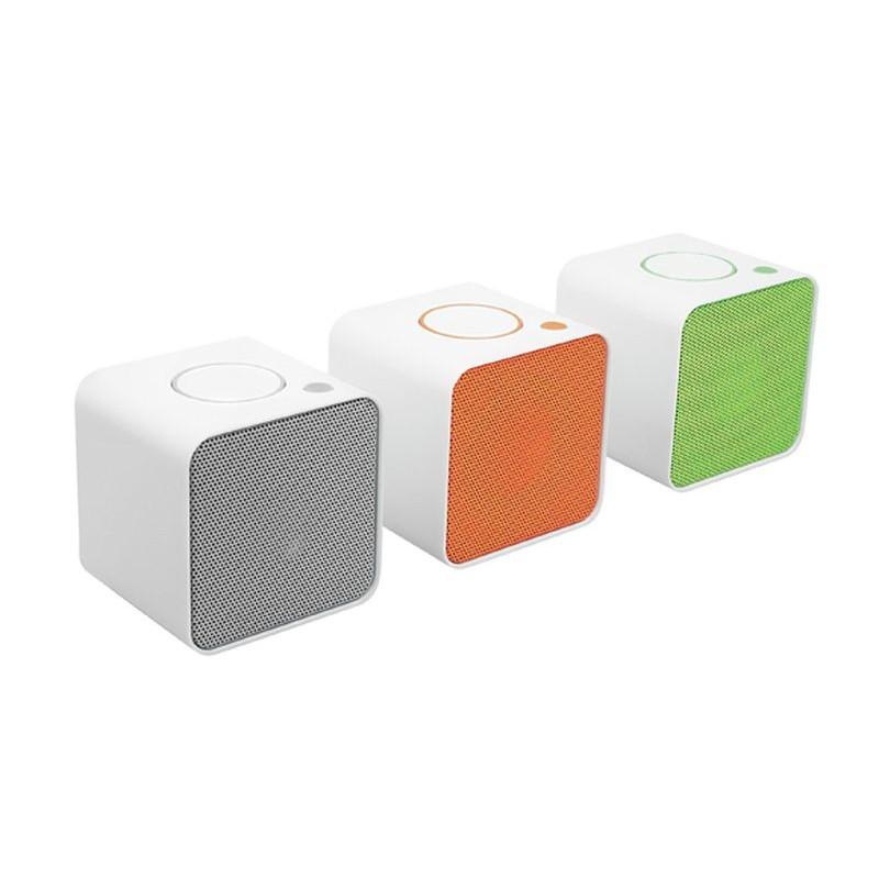 Enceinte Bluetooth Mini Cube - Enceintes Bluetooth