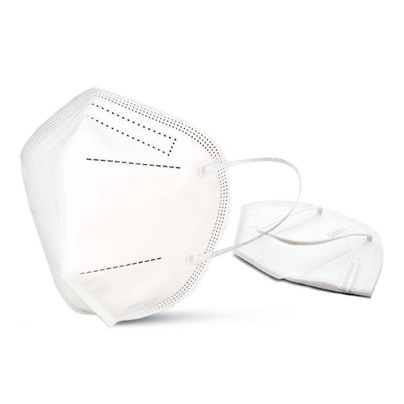 LOT DE 10 MASQUES FFP2 (KN95) - Masque De Protection Respiratoire