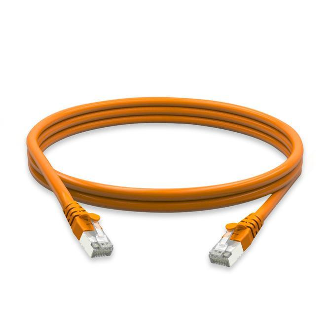 Cat6 Molded Boot 26 Awg Pvc 1ft Ethernet Network - null