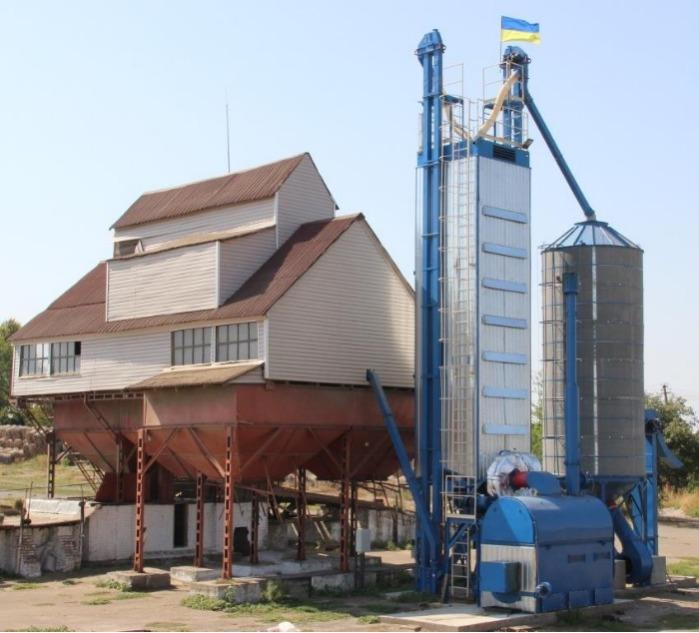 Grain Dryers - Modular and Tower types grain dryers