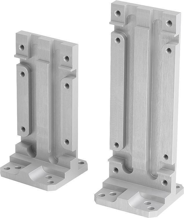 Plaque de montage verticale - Système de table de positionnement motorisée