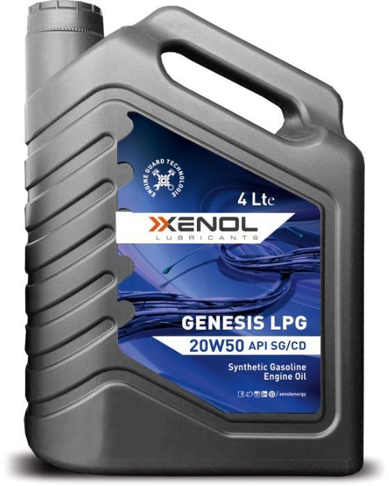 GENESIS  - Full Synthetic Gasoline