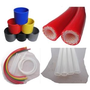 Wire reinforced silicone hose - Sunrise can make silicone hose with wire reinforced.